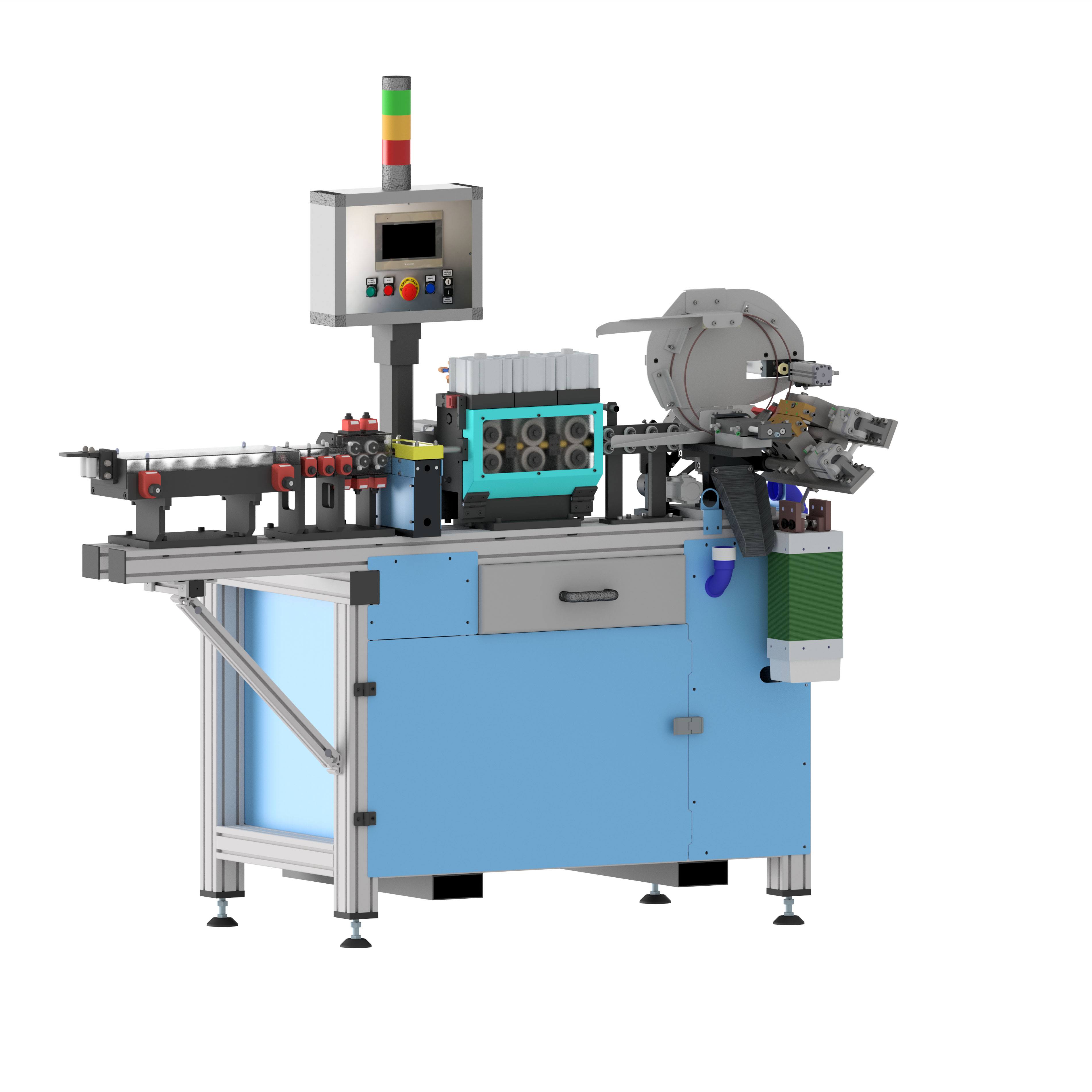 RINGFORMING - WELDING MACHINE